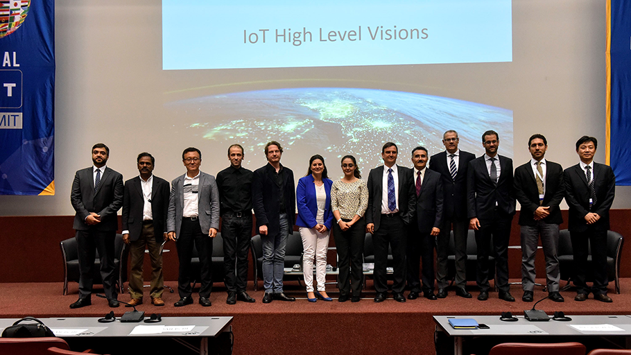 IOT WEEK 2017 – INTERNET OF THINGS DECLARATION TO ACHIEVE THE SUSTAINABLE DEVELOPMENT GOALS