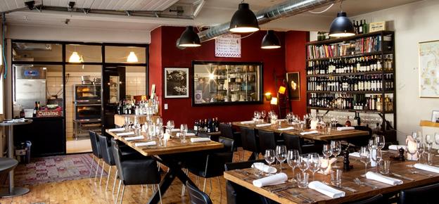 IoT dinner at Gastro & Vino