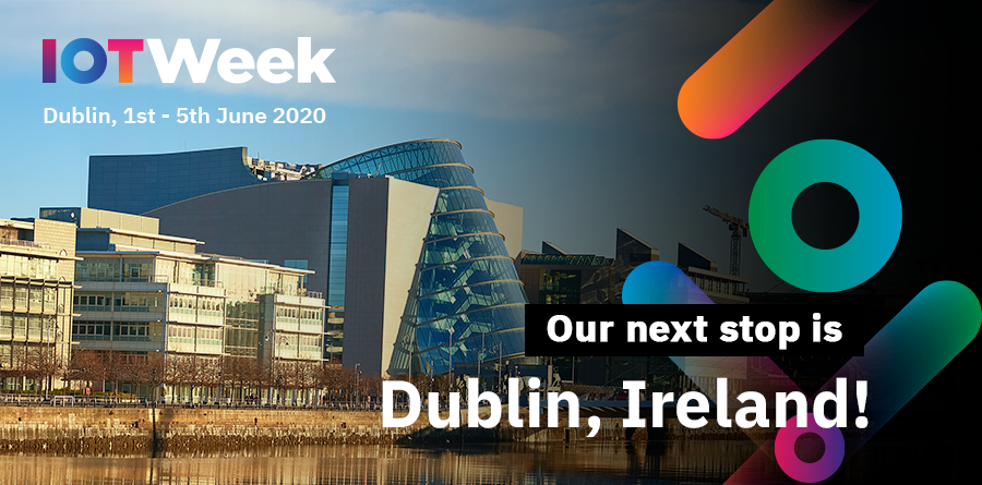 Our next stop is Dublin, Ireland!