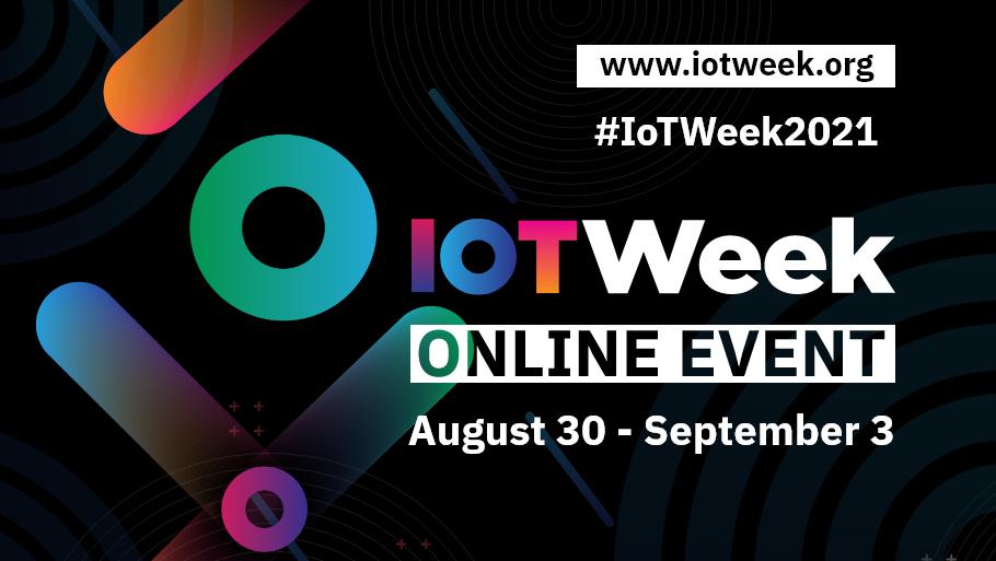 IoT Week 2021 goes virtual