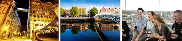 Dublin City Tour with Guinness Storehouse Tour