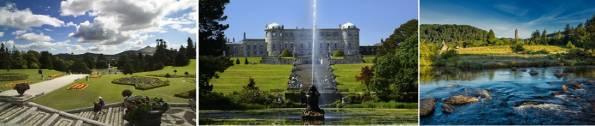 Glendalough & Powerscourt Gardens
