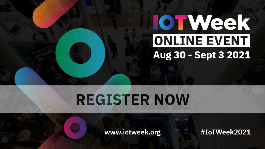 IoT Week 2021 - call for registration